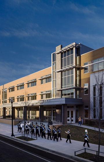 Wakefield High School « Bowie Gridley Architects